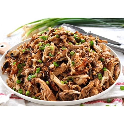 Oriental Shredded Chicken in Chilli