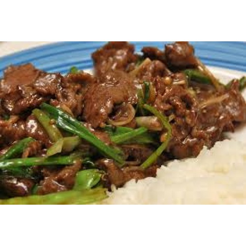 Fried Beef Cantonese Style