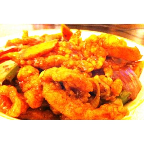 Crispy Shredded Chicken (Peking Style)