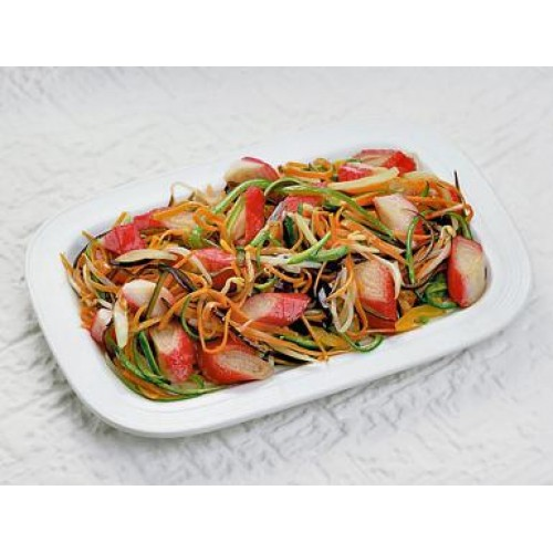 Roast Pork Chop Suey