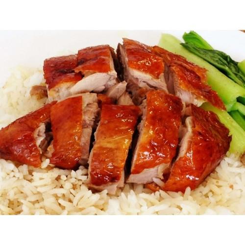 Thai Style Roast Duck