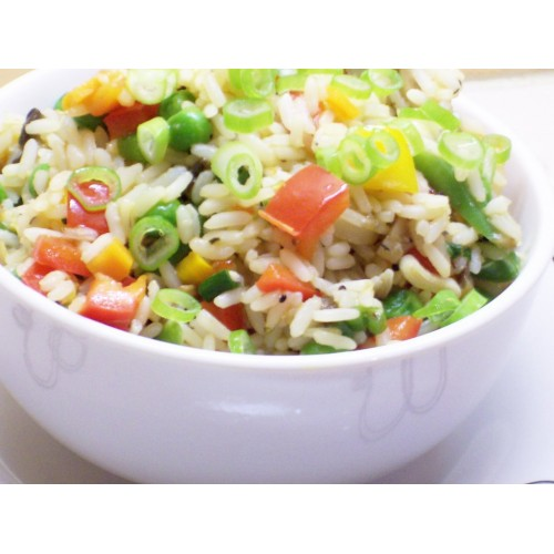 Mixed Vegetables Fried Rice
