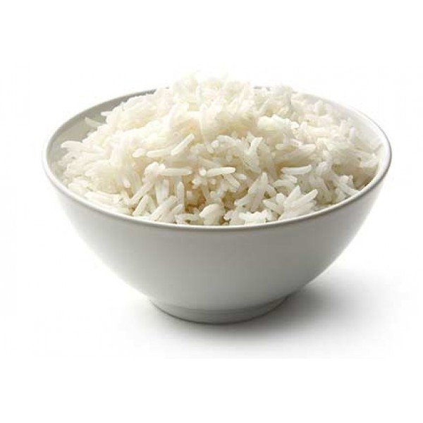Plain boiled rice - Six alternative uses of rice at home ...