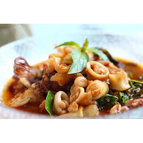 Thai Style Squids