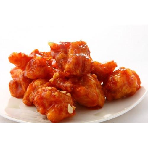 Sweet & Sour Chicken Balls (10)