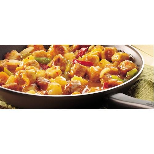 Sweet & Sour Mixed (Prawn, Chicken or Pork)