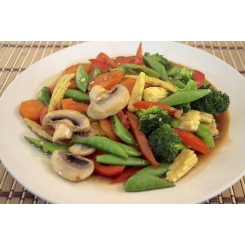 Thai Style Vegetables